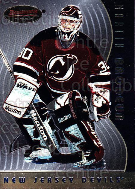 1995-96 Bowmans Best #8 Martin Brodeur<br/>4 In Stock - $5.00 each - <a href=https://centericecollectibles.foxycart.com/cart?name=1995-96%20Bowmans%20Best%20%238%20Martin%20Brodeur...&price=$5.00&code=475478 class=foxycart> Buy it now! </a>