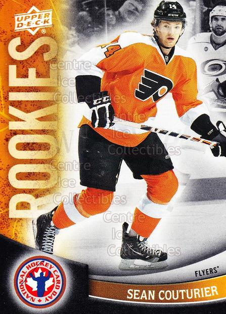 2012 Upper Deck National Hockey Card Day Canada #5 Sean Couturier<br/>2 In Stock - $2.00 each - <a href=https://centericecollectibles.foxycart.com/cart?name=2012%20Upper%20Deck%20National%20Hockey%20Card%20Day%20Canada%20%235%20Sean%20Couturier...&quantity_max=2&price=$2.00&code=476028 class=foxycart> Buy it now! </a>