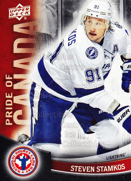 2012 Upper Deck National Hockey Card Day Canada #9 Steven Stamkos<br/>1 In Stock - $2.00 each - <a href=https://centericecollectibles.foxycart.com/cart?name=2012%20Upper%20Deck%20National%20Hockey%20Card%20Day%20Canada%20%239%20Steven%20Stamkos...&price=$2.00&code=476032 class=foxycart> Buy it now! </a>