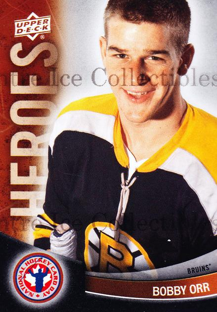 2012 Upper Deck National Hockey Card Day Canada #12 Bobby Orr<br/>1 In Stock - $3.00 each - <a href=https://centericecollectibles.foxycart.com/cart?name=2012%20Upper%20Deck%20National%20Hockey%20Card%20Day%20Canada%20%2312%20Bobby%20Orr...&price=$3.00&code=476035 class=foxycart> Buy it now! </a>