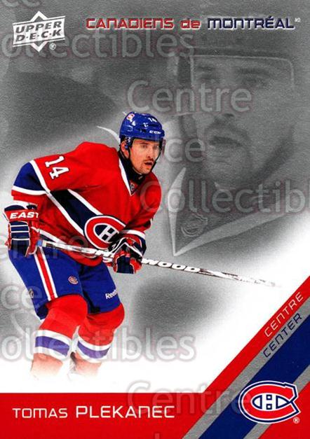 2011-12 McDonalds Montreal Canadiens #21 Tomas Plekanec<br/>11 In Stock - $2.00 each - <a href=https://centericecollectibles.foxycart.com/cart?name=2011-12%20McDonalds%20Montreal%20Canadiens%20%2321%20Tomas%20Plekanec...&quantity_max=11&price=$2.00&code=476061 class=foxycart> Buy it now! </a>
