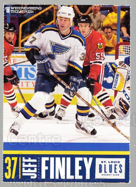 2002-03 St. Louis Blues Team Issued #7 Jeff Finley<br/>3 In Stock - $3.00 each - <a href=https://centericecollectibles.foxycart.com/cart?name=2002-03%20St.%20Louis%20Blues%20Team%20Issued%20%237%20Jeff%20Finley...&quantity_max=3&price=$3.00&code=476231 class=foxycart> Buy it now! </a>