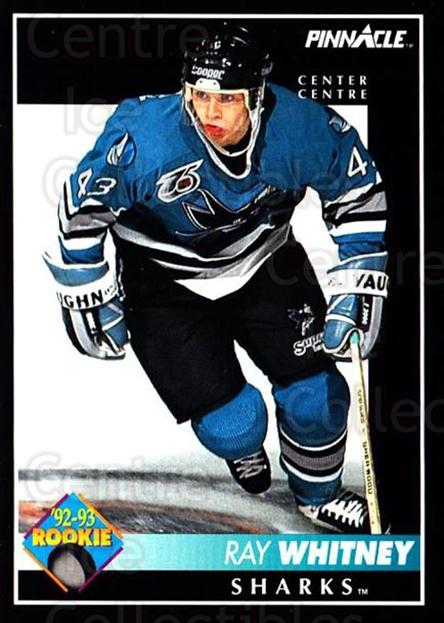 1992-93 Pinnacle Canadian #227 Ray Whitney<br/>2 In Stock - $1.00 each - <a href=https://centericecollectibles.foxycart.com/cart?name=1992-93%20Pinnacle%20Canadian%20%23227%20Ray%20Whitney...&quantity_max=2&price=$1.00&code=476356 class=foxycart> Buy it now! </a>