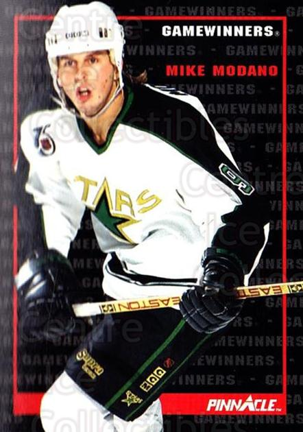 1992-93 Pinnacle Canadian #260 Mike Modano<br/>3 In Stock - $1.00 each - <a href=https://centericecollectibles.foxycart.com/cart?name=1992-93%20Pinnacle%20Canadian%20%23260%20Mike%20Modano...&quantity_max=3&price=$1.00&code=476358 class=foxycart> Buy it now! </a>