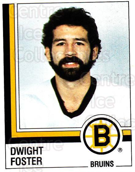 1987-88 Panini Stickers #17 Dwight Foster<br/>49 In Stock - $2.00 each - <a href=https://centericecollectibles.foxycart.com/cart?name=1987-88%20Panini%20Stickers%20%2317%20Dwight%20Foster...&quantity_max=49&price=$2.00&code=476397 class=foxycart> Buy it now! </a>