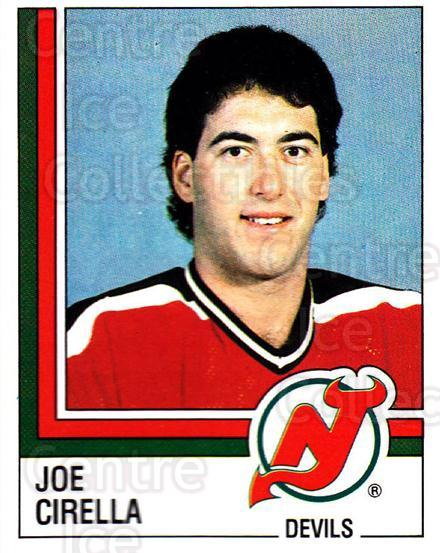1987-88 Panini Stickers #75 Joe Cirella<br/>33 In Stock - $2.00 each - <a href=https://centericecollectibles.foxycart.com/cart?name=1987-88%20Panini%20Stickers%20%2375%20Joe%20Cirella...&quantity_max=33&price=$2.00&code=476455 class=foxycart> Buy it now! </a>
