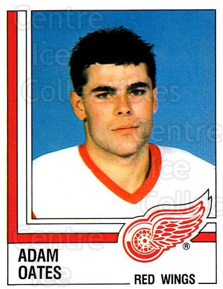 1987-88 Panini Stickers #248 Adam Oates<br/>63 In Stock - $10.00 each - <a href=https://centericecollectibles.foxycart.com/cart?name=1987-88%20Panini%20Stickers%20%23248%20Adam%20Oates...&quantity_max=63&price=$10.00&code=476628 class=foxycart> Buy it now! </a>