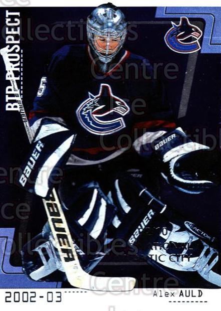 2002-03 Between the Pipes National Atlantic City #74 Alex Auld<br/>1 In Stock - $5.00 each - <a href=https://centericecollectibles.foxycart.com/cart?name=2002-03%20Between%20the%20Pipes%20National%20Atlantic%20City%20%2374%20Alex%20Auld...&quantity_max=1&price=$5.00&code=477210 class=foxycart> Buy it now! </a>