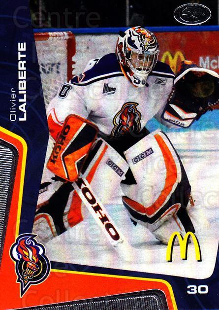 2005-06 Olympiques De Gatineau #2 Olivier Laliberte<br/>6 In Stock - $3.00 each - <a href=https://centericecollectibles.foxycart.com/cart?name=2005-06%20Olympiques%20De%20Gatineau%20%232%20Olivier%20Laliber...&quantity_max=6&price=$3.00&code=477487 class=foxycart> Buy it now! </a>