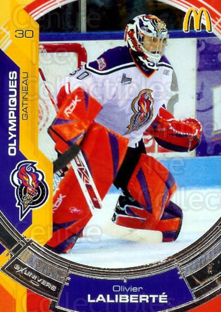 2006-07 Olympiques De Gatineau #2 Olivier Laliberte<br/>5 In Stock - $3.00 each - <a href=https://centericecollectibles.foxycart.com/cart?name=2006-07%20Olympiques%20De%20Gatineau%20%232%20Olivier%20Laliber...&quantity_max=5&price=$3.00&code=477515 class=foxycart> Buy it now! </a>