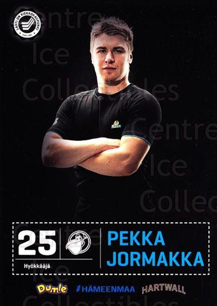 2012-13 Finnish Pelicans Postcards #8 Pekka Jormakka<br/>1 In Stock - $3.00 each - <a href=https://centericecollectibles.foxycart.com/cart?name=2012-13%20Finnish%20Pelicans%20Postcards%20%238%20Pekka%20Jormakka...&quantity_max=1&price=$3.00&code=478012 class=foxycart> Buy it now! </a>
