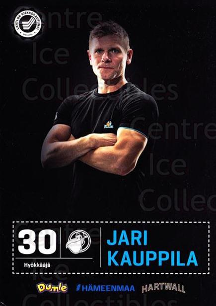 2012-13 Finnish Pelicans Postcards #10 Jari Kauppila<br/>2 In Stock - $3.00 each - <a href=https://centericecollectibles.foxycart.com/cart?name=2012-13%20Finnish%20Pelicans%20Postcards%20%2310%20Jari%20Kauppila...&quantity_max=2&price=$3.00&code=478014 class=foxycart> Buy it now! </a>
