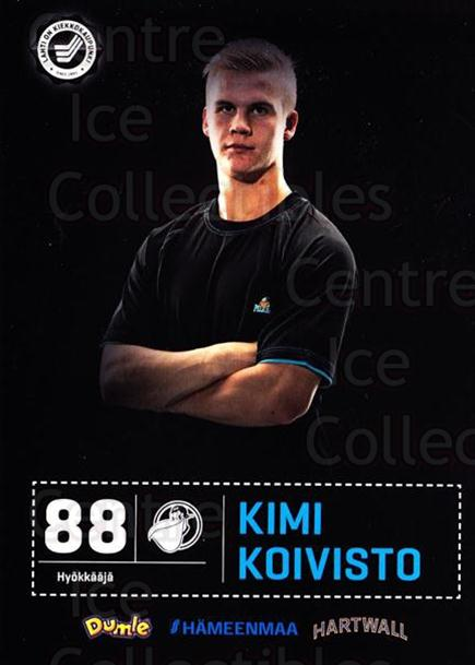 2012-13 Finnish Pelicans Postcards #11 Kimi Koivisto<br/>3 In Stock - $3.00 each - <a href=https://centericecollectibles.foxycart.com/cart?name=2012-13%20Finnish%20Pelicans%20Postcards%20%2311%20Kimi%20Koivisto...&quantity_max=3&price=$3.00&code=478015 class=foxycart> Buy it now! </a>