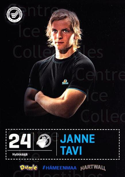 2012-13 Finnish Pelicans Postcards #26 Janne Tavi<br/>3 In Stock - $3.00 each - <a href=https://centericecollectibles.foxycart.com/cart?name=2012-13%20Finnish%20Pelicans%20Postcards%20%2326%20Janne%20Tavi...&quantity_max=3&price=$3.00&code=478030 class=foxycart> Buy it now! </a>