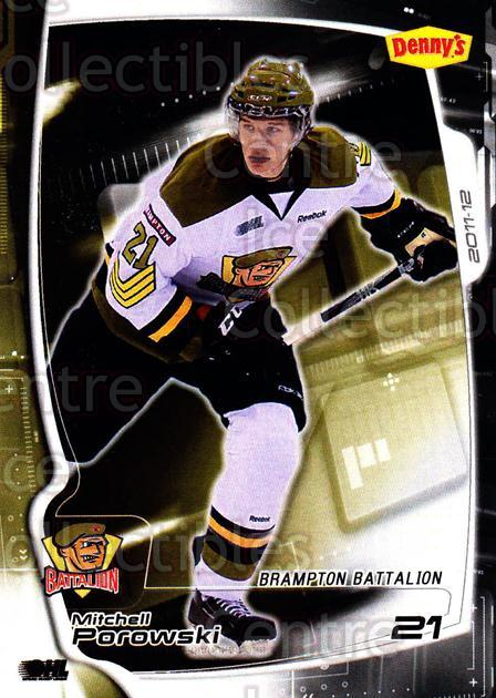 2011-12 Brampton Battalion #17 Mitchell Porowski<br/>3 In Stock - $3.00 each - <a href=https://centericecollectibles.foxycart.com/cart?name=2011-12%20Brampton%20Battalion%20%2317%20Mitchell%20Porows...&price=$3.00&code=478955 class=foxycart> Buy it now! </a>