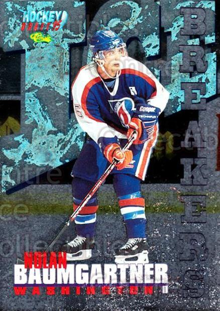 1995 Classic Hockey Draft Ice Breakers #20 Nolan Baumgartner<br/>1 In Stock - $3.00 each - <a href=https://centericecollectibles.foxycart.com/cart?name=1995%20Classic%20Hockey%20Draft%20Ice%20Breakers%20%2320%20Nolan%20Baumgartn...&quantity_max=1&price=$3.00&code=478981 class=foxycart> Buy it now! </a>