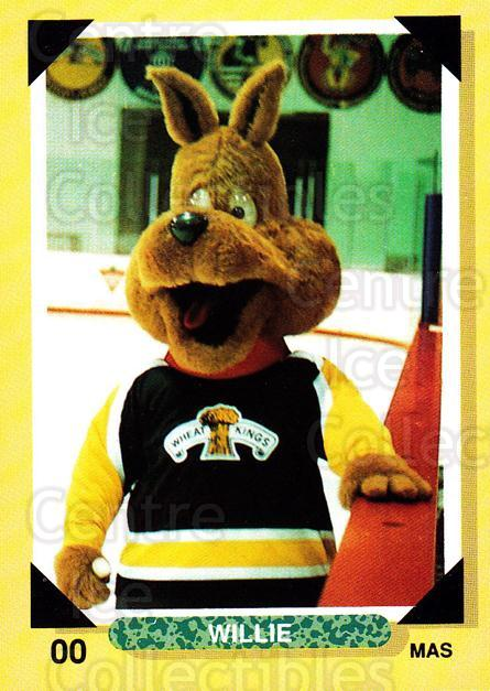 1992-93 Brandon Wheat Kings #24 Mascot<br/>3 In Stock - $3.00 each - <a href=https://centericecollectibles.foxycart.com/cart?name=1992-93%20Brandon%20Wheat%20Kings%20%2324%20Mascot...&quantity_max=3&price=$3.00&code=479899 class=foxycart> Buy it now! </a>