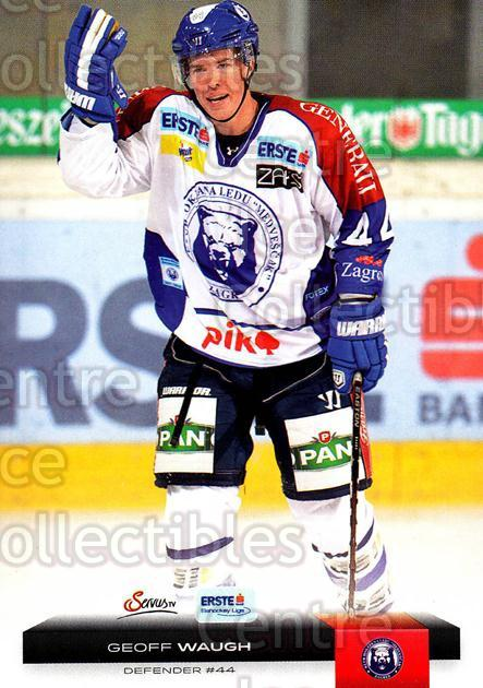 2012-13 Erste Bank Eishockey Liga EBEL #60 Geoff Waugh<br/>2 In Stock - $2.00 each - <a href=https://centericecollectibles.foxycart.com/cart?name=2012-13%20Erste%20Bank%20Eishockey%20Liga%20EBEL%20%2360%20Geoff%20Waugh...&quantity_max=2&price=$2.00&code=480333 class=foxycart> Buy it now! </a>