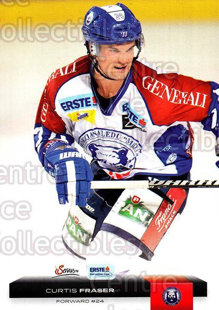 2012-13 Erste Bank Eishockey Liga EBEL #63 Curtis Fraser<br/>5 In Stock - $2.00 each - <a href=https://centericecollectibles.foxycart.com/cart?name=2012-13%20Erste%20Bank%20Eishockey%20Liga%20EBEL%20%2363%20Curtis%20Fraser...&quantity_max=5&price=$2.00&code=480336 class=foxycart> Buy it now! </a>