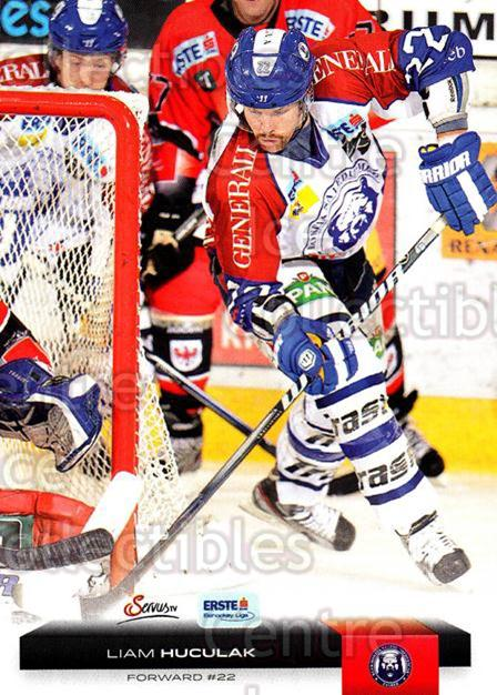 2012-13 Erste Bank Eishockey Liga EBEL #65 Liam Huculak<br/>2 In Stock - $2.00 each - <a href=https://centericecollectibles.foxycart.com/cart?name=2012-13%20Erste%20Bank%20Eishockey%20Liga%20EBEL%20%2365%20Liam%20Huculak...&quantity_max=2&price=$2.00&code=480338 class=foxycart> Buy it now! </a>