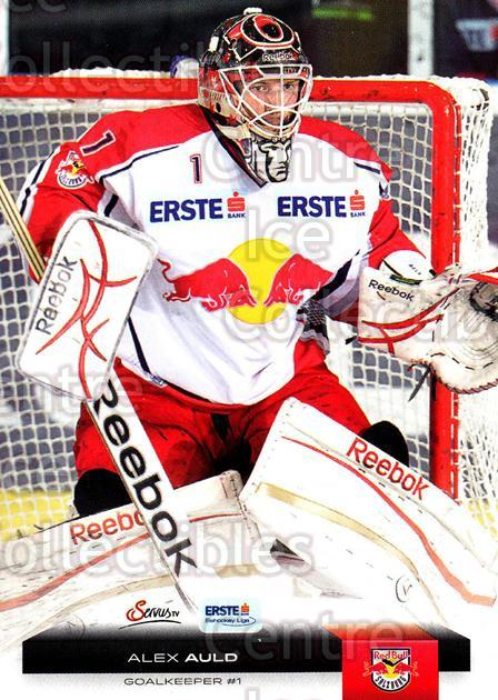 2012-13 Erste Bank Eishockey Liga EBEL #96 Alex Auld<br/>2 In Stock - $2.00 each - <a href=https://centericecollectibles.foxycart.com/cart?name=2012-13%20Erste%20Bank%20Eishockey%20Liga%20EBEL%20%2396%20Alex%20Auld...&quantity_max=2&price=$2.00&code=480369 class=foxycart> Buy it now! </a>