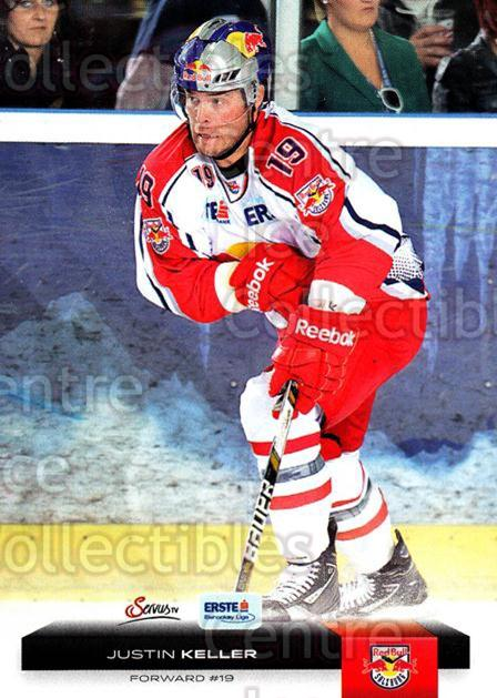 2012-13 Erste Bank Eishockey Liga EBEL #111 Justin Keller<br/>6 In Stock - $2.00 each - <a href=https://centericecollectibles.foxycart.com/cart?name=2012-13%20Erste%20Bank%20Eishockey%20Liga%20EBEL%20%23111%20Justin%20Keller...&quantity_max=6&price=$2.00&code=480384 class=foxycart> Buy it now! </a>