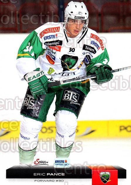 2012-13 Erste Bank Eishockey Liga EBEL #137 Eric Pance<br/>6 In Stock - $2.00 each - <a href=https://centericecollectibles.foxycart.com/cart?name=2012-13%20Erste%20Bank%20Eishockey%20Liga%20EBEL%20%23137%20Eric%20Pance...&quantity_max=6&price=$2.00&code=480410 class=foxycart> Buy it now! </a>