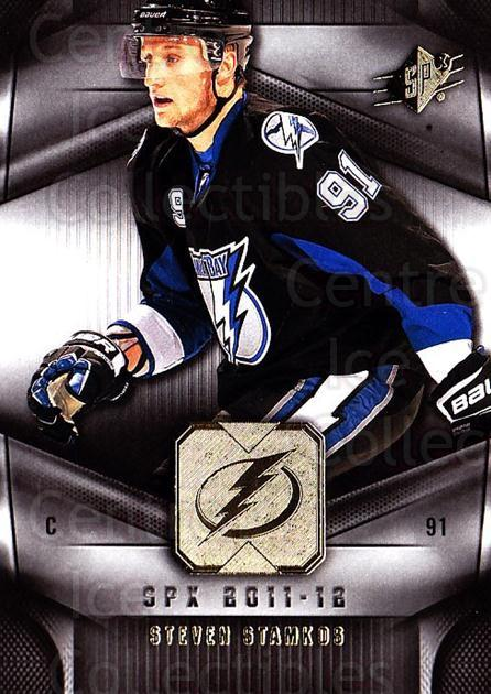 2011-12 Spx #14 Steven Stamkos<br/>2 In Stock - $2.00 each - <a href=https://centericecollectibles.foxycart.com/cart?name=2011-12%20Spx%20%2314%20Steven%20Stamkos...&quantity_max=2&price=$2.00&code=480614 class=foxycart> Buy it now! </a>