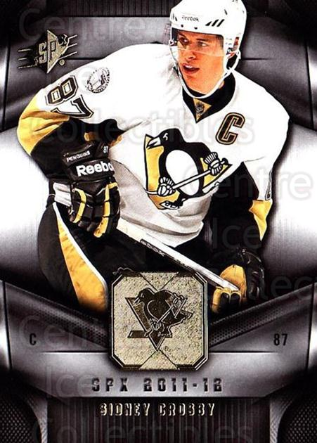 2011-12 Spx #26 Sidney Crosby<br/>1 In Stock - $3.00 each - <a href=https://centericecollectibles.foxycart.com/cart?name=2011-12%20Spx%20%2326%20Sidney%20Crosby...&price=$3.00&code=480626 class=foxycart> Buy it now! </a>