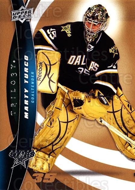 2009-10 UD Trilogy #35 Marty Turco<br/>3 In Stock - $1.00 each - <a href=https://centericecollectibles.foxycart.com/cart?name=2009-10%20UD%20Trilogy%20%2335%20Marty%20Turco...&quantity_max=3&price=$1.00&code=480960 class=foxycart> Buy it now! </a>