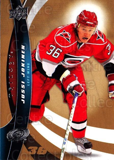 2009-10 UD Trilogy #36 Jussi Jokinen<br/>3 In Stock - $1.00 each - <a href=https://centericecollectibles.foxycart.com/cart?name=2009-10%20UD%20Trilogy%20%2336%20Jussi%20Jokinen...&quantity_max=3&price=$1.00&code=480961 class=foxycart> Buy it now! </a>