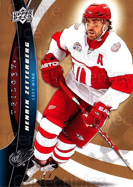 2009-10 UD Trilogy #40 Henrik Zetterberg<br/>2 In Stock - $2.00 each - <a href=https://centericecollectibles.foxycart.com/cart?name=2009-10%20UD%20Trilogy%20%2340%20Henrik%20Zetterbe...&quantity_max=2&price=$2.00&code=480965 class=foxycart> Buy it now! </a>
