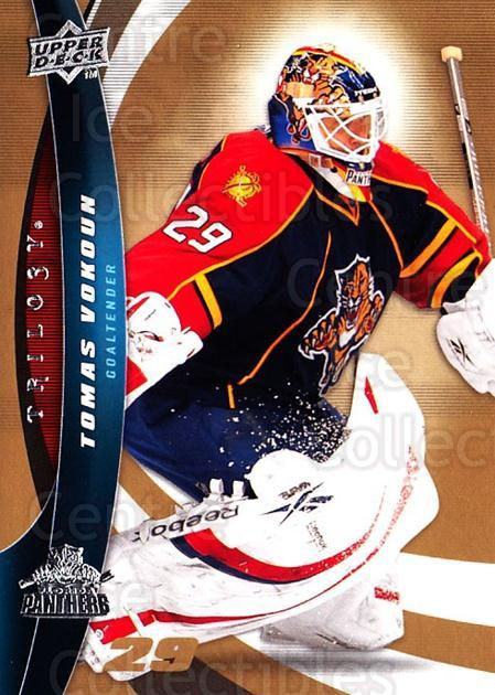 2009-10 UD Trilogy #75 Tomas Vokoun<br/>3 In Stock - $1.00 each - <a href=https://centericecollectibles.foxycart.com/cart?name=2009-10%20UD%20Trilogy%20%2375%20Tomas%20Vokoun...&quantity_max=3&price=$1.00&code=481000 class=foxycart> Buy it now! </a>