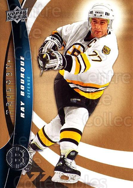 2009-10 UD Trilogy #77 Ray Bourque<br/>1 In Stock - $1.00 each - <a href=https://centericecollectibles.foxycart.com/cart?name=2009-10%20UD%20Trilogy%20%2377%20Ray%20Bourque...&quantity_max=1&price=$1.00&code=481002 class=foxycart> Buy it now! </a>