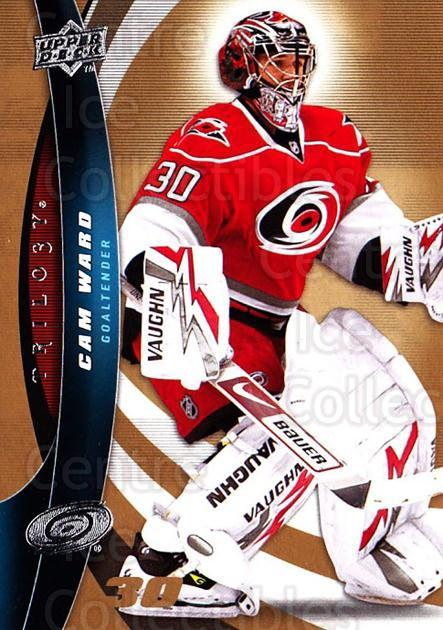 2009-10 UD Trilogy #78 Cam Ward<br/>3 In Stock - $1.00 each - <a href=https://centericecollectibles.foxycart.com/cart?name=2009-10%20UD%20Trilogy%20%2378%20Cam%20Ward...&quantity_max=3&price=$1.00&code=481003 class=foxycart> Buy it now! </a>