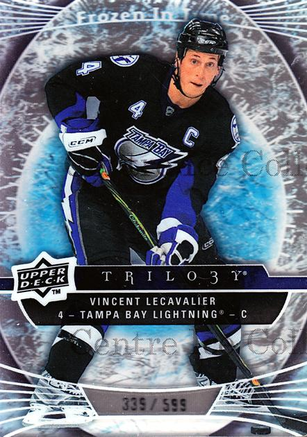 2009-10 UD Trilogy #119 Vincent Lecavalier<br/>1 In Stock - $5.00 each - <a href=https://centericecollectibles.foxycart.com/cart?name=2009-10%20UD%20Trilogy%20%23119%20Vincent%20Lecaval...&quantity_max=1&price=$5.00&code=481044 class=foxycart> Buy it now! </a>