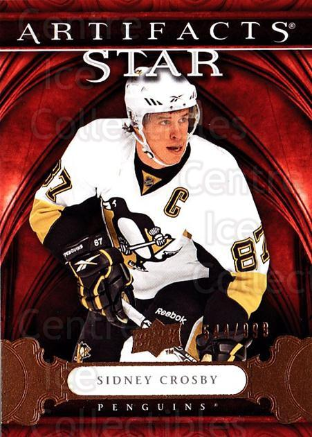 2009-10 UD Artifacts #150 Sidney Crosby<br/>1 In Stock - $10.00 each - <a href=https://centericecollectibles.foxycart.com/cart?name=2009-10%20UD%20Artifacts%20%23150%20Sidney%20Crosby...&quantity_max=1&price=$10.00&code=481145 class=foxycart> Buy it now! </a>