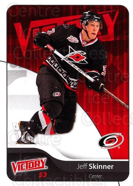 2011-12 UD Victory #37 Jeff Skinner<br/>3 In Stock - $1.00 each - <a href=https://centericecollectibles.foxycart.com/cart?name=2011-12%20UD%20Victory%20%2337%20Jeff%20Skinner...&quantity_max=3&price=$1.00&code=481274 class=foxycart> Buy it now! </a>