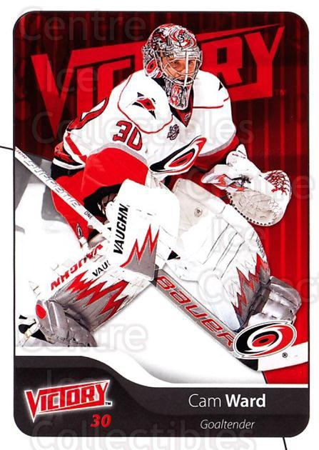 2011-12 UD Victory #39 Cam Ward<br/>3 In Stock - $1.00 each - <a href=https://centericecollectibles.foxycart.com/cart?name=2011-12%20UD%20Victory%20%2339%20Cam%20Ward...&quantity_max=3&price=$1.00&code=481276 class=foxycart> Buy it now! </a>