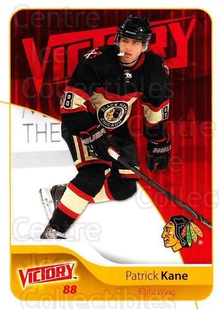 2011-12 UD Victory #42 Patrick Kane<br/>4 In Stock - $2.00 each - <a href=https://centericecollectibles.foxycart.com/cart?name=2011-12%20UD%20Victory%20%2342%20Patrick%20Kane...&quantity_max=4&price=$2.00&code=481279 class=foxycart> Buy it now! </a>