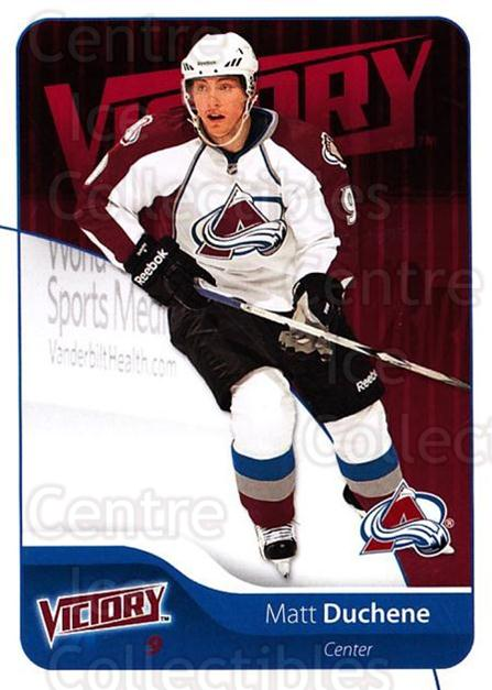 2011-12 UD Victory #51 Matt Duchene<br/>3 In Stock - $1.00 each - <a href=https://centericecollectibles.foxycart.com/cart?name=2011-12%20UD%20Victory%20%2351%20Matt%20Duchene...&quantity_max=3&price=$1.00&code=481288 class=foxycart> Buy it now! </a>