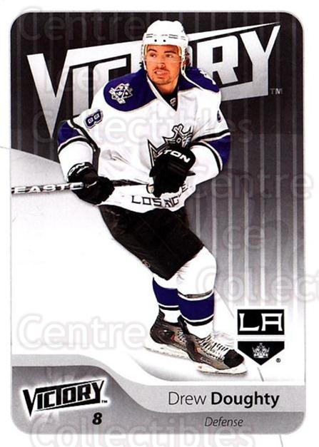 2011-12 UD Victory #87 Drew Doughty<br/>4 In Stock - $1.00 each - <a href=https://centericecollectibles.foxycart.com/cart?name=2011-12%20UD%20Victory%20%2387%20Drew%20Doughty...&quantity_max=4&price=$1.00&code=481324 class=foxycart> Buy it now! </a>