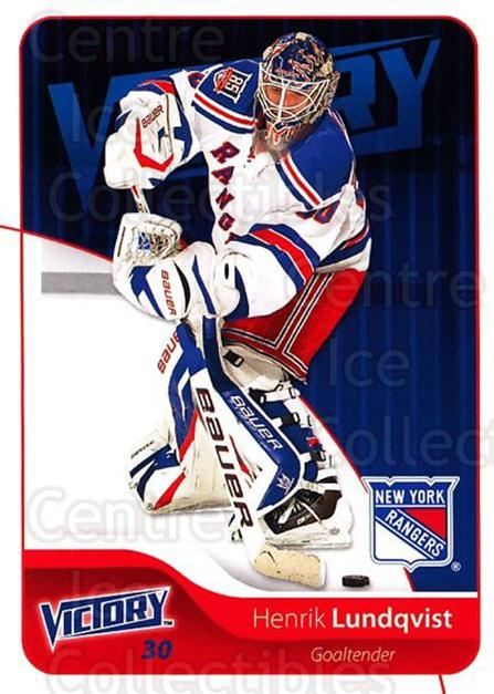 2011-12 UD Victory #125 Henrik Lundqvist<br/>4 In Stock - $2.00 each - <a href=https://centericecollectibles.foxycart.com/cart?name=2011-12%20UD%20Victory%20%23125%20Henrik%20Lundqvis...&quantity_max=4&price=$2.00&code=481362 class=foxycart> Buy it now! </a>