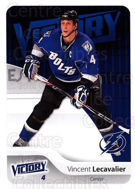 2011-12 UD Victory #173 Vincent Lecavalier<br/>3 In Stock - $1.00 each - <a href=https://centericecollectibles.foxycart.com/cart?name=2011-12%20UD%20Victory%20%23173%20Vincent%20Lecaval...&quantity_max=3&price=$1.00&code=481410 class=foxycart> Buy it now! </a>