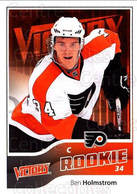 2011-12 UD Victory #240 Ben Holmstrom<br/>1 In Stock - $2.00 each - <a href=https://centericecollectibles.foxycart.com/cart?name=2011-12%20UD%20Victory%20%23240%20Ben%20Holmstrom...&quantity_max=1&price=$2.00&code=481477 class=foxycart> Buy it now! </a>