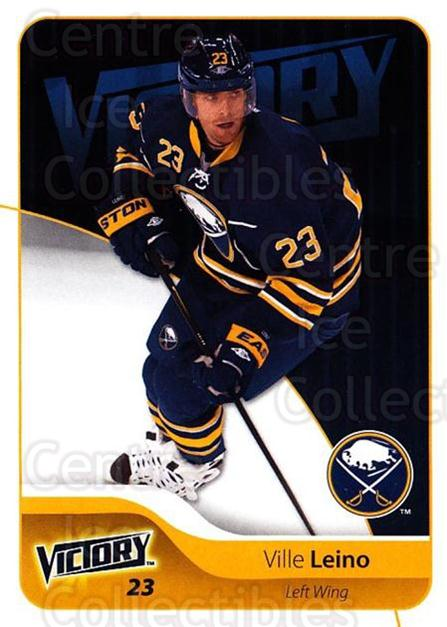 2011-12 UD Victory #251 Ville Leino<br/>6 In Stock - $1.00 each - <a href=https://centericecollectibles.foxycart.com/cart?name=2011-12%20UD%20Victory%20%23251%20Ville%20Leino...&quantity_max=6&price=$1.00&code=481488 class=foxycart> Buy it now! </a>