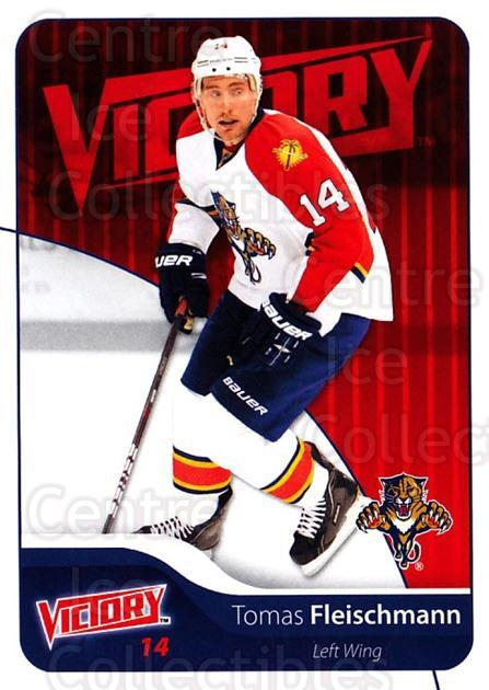 2011-12 UD Victory #256 Tomas Fleischmann<br/>6 In Stock - $1.00 each - <a href=https://centericecollectibles.foxycart.com/cart?name=2011-12%20UD%20Victory%20%23256%20Tomas%20Fleischma...&quantity_max=6&price=$1.00&code=481493 class=foxycart> Buy it now! </a>