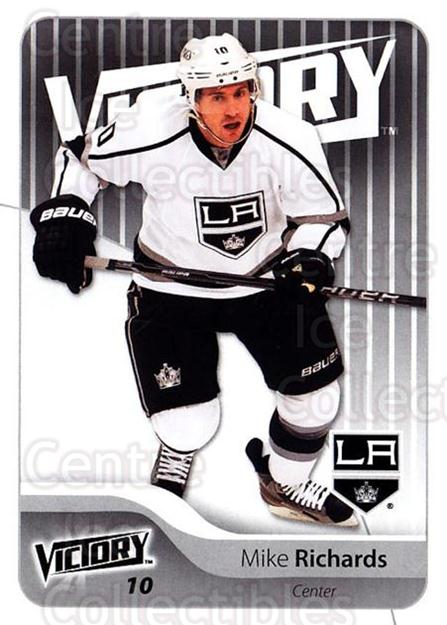 2011-12 UD Victory #259 Mike Richards<br/>6 In Stock - $1.00 each - <a href=https://centericecollectibles.foxycart.com/cart?name=2011-12%20UD%20Victory%20%23259%20Mike%20Richards...&quantity_max=6&price=$1.00&code=481496 class=foxycart> Buy it now! </a>