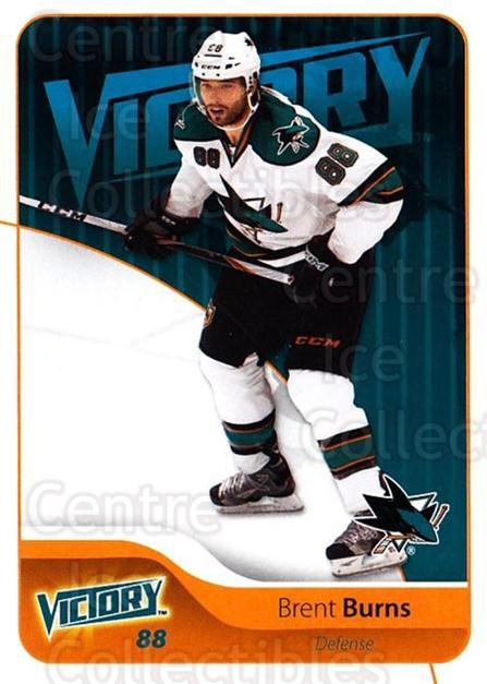 2011-12 UD Victory #267 Brent Burns<br/>6 In Stock - $1.00 each - <a href=https://centericecollectibles.foxycart.com/cart?name=2011-12%20UD%20Victory%20%23267%20Brent%20Burns...&quantity_max=6&price=$1.00&code=481504 class=foxycart> Buy it now! </a>