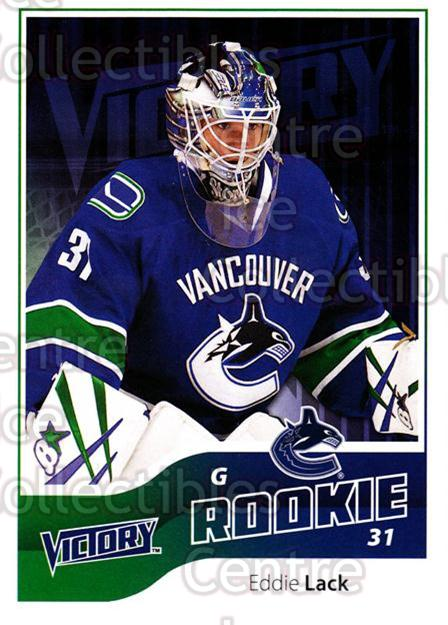 2011-12 UD Victory #308 Eddie Lack<br/>4 In Stock - $3.00 each - <a href=https://centericecollectibles.foxycart.com/cart?name=2011-12%20UD%20Victory%20%23308%20Eddie%20Lack...&quantity_max=4&price=$3.00&code=481545 class=foxycart> Buy it now! </a>
